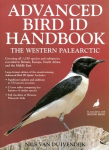 Advanced Bird ID Handbook: The Western Palearctic