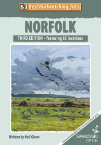 Best Birdwatching Sites: Norfolk - 3rd Edition
