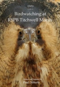 DVD Guide to Birdwatching at RSPB Titchwell Marsh