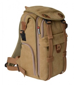 Braun Eiger Camera Backpack