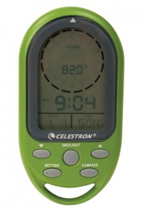 Celestron TrekGuide Lite Digital Compass - Green