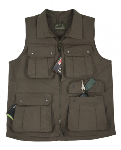 Country Innovation Venture Waistcoat - Green: S - M - L - XL