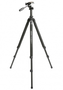 Dorr Pro Black 2 Tripod Inc Pan and Tilt Ball Head with Quick Release