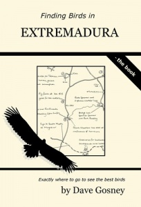 Finding Birds in Extremadura Book