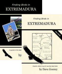 Finding Birds in Extremadura DVD/Book