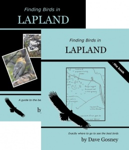 Finding Birds in Lapland DVD/Book Pack