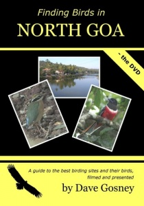 Finding Birds in North Goa DVD