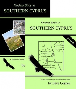 Finding Birds in Southern Cyprus DVD/Book Pack