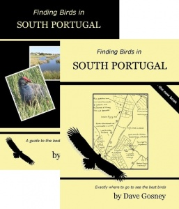Finding Birds in South Portugal DVD/Book Pack