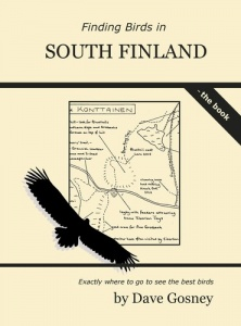 Finding Birds in South Finland Book
