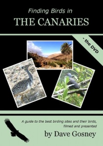 Finding Birds in The Canaries DVD