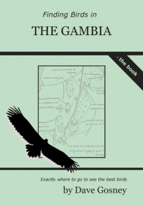 Finding Birds in The Gambia Book