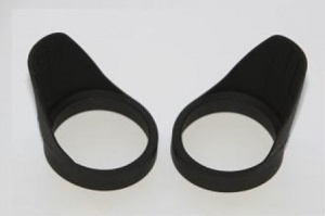 Field Optics Eyeshield Winged Eyecups Compact Size
