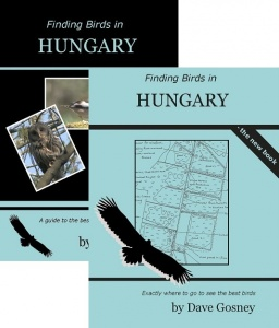 Finding Birds in Hungary DVD/Book Pack
