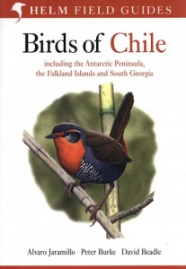 Birds of Chile including the Antarctic Peninsula, the Falkland Islands and South Georgia