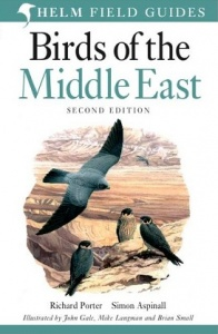 Field Guide to the Birds of the Middle East