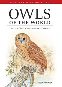 Owls of the World (2nd edition)