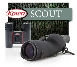 Kowa TSN-502 Scout Travel Kit
