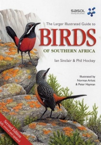 Larger Illustrated Guide to Birds of South Africa