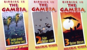 DVD Birding in The Gambia: Parts 1, 2 & 3