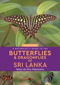 A Naturalist's Guide to the Butterflies & Dragonflies of Sri Lanka (2nd Edition)