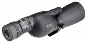 Opticron MM3 60 GA with 16-48x HR3 zoom and green stay-on-case