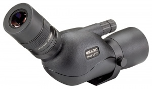Opticron MM4 50 GA ED/45 with 12-36x SDLv2 zoom and green stay-on-case