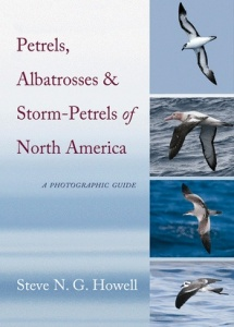 Petrels, Albatrosses, Storm-Petrels of North America