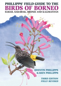 Phillipps' Field Guide to the Birds of Borneo - 3rd edition