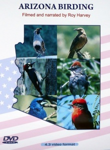 Arizona Birding DVD