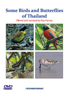 Some Birds and Butterflies of Thailand DVD