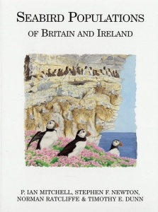 Seabird Populations of Britain and Ireland