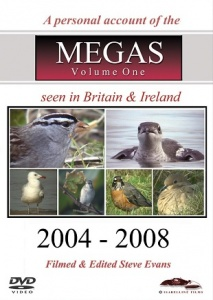 Megas in Britain and Ireland DVD: 2004-2008
