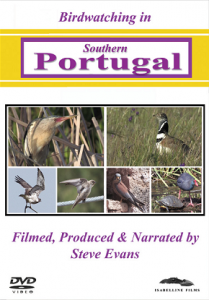 Birdwatching in Southern Portugal DVD
