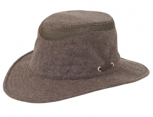 Tilley Mash-Up Hat (TMH55) - Brown