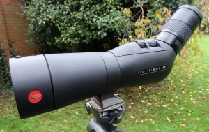 Used Leica APO Televid 65 Spotting scope with 25-50x zoom and Leica Stay-on-Case