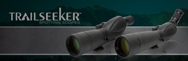 Celestron Trailseeker 20-60x80 Spotting Scope (Angled)