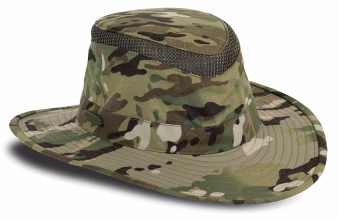 4b0fab0b Tilley Airflo Hat (LTM6) - MultiCam The Birders Store