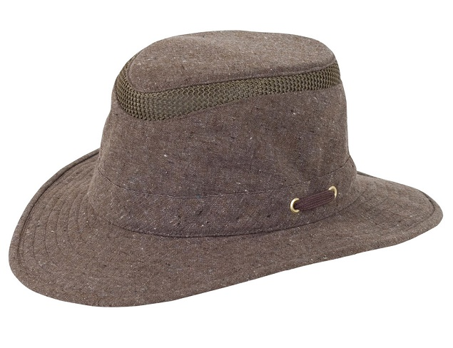 Tilley Mash-Up Hat (TMH55) Brown The Birders Store 4d06b401457