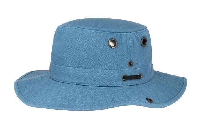 1b877a306213d Tilley Wanderer Hat (T3) - Blue Rapids The Birders Store