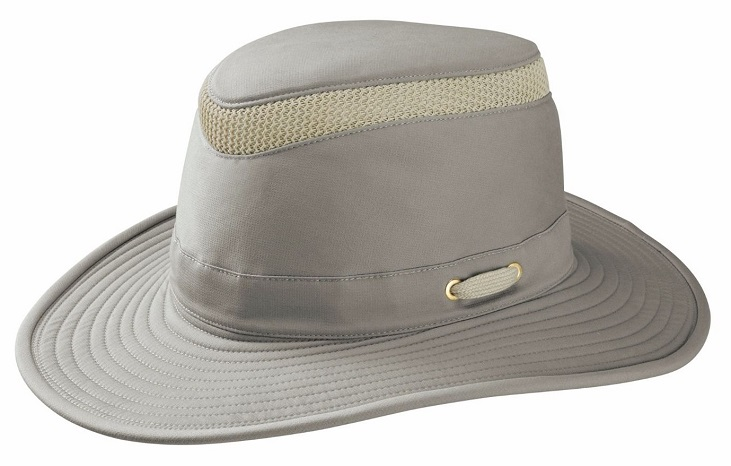 83f590304ecc8 Tilley The Hiker Hat (T4MO-1) - Khaki The Birders Store
