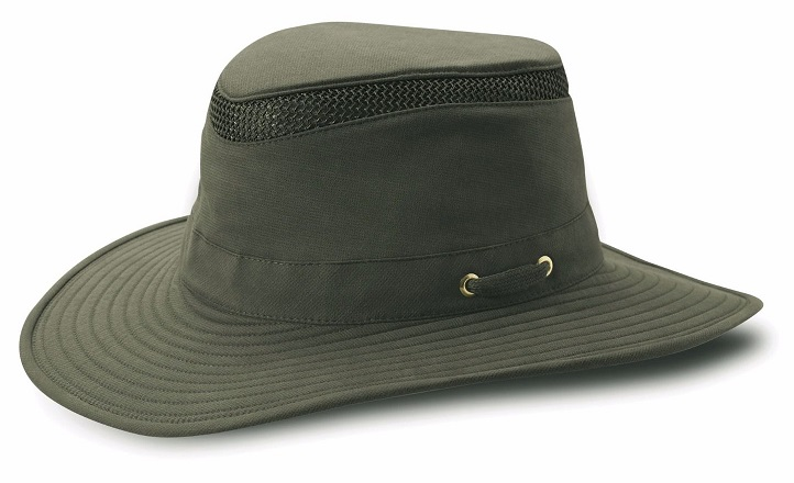 Tilley The Hiker Hat (T4MO-1) - Olive The Birders Store 487a2364067