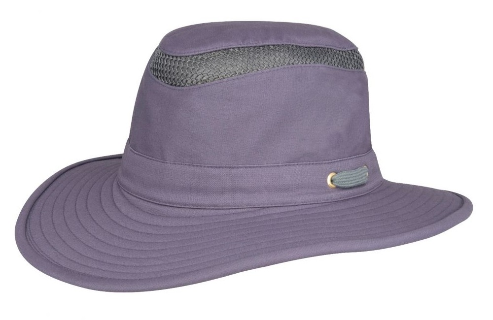 d26d683eb99 Tilley The Hiker Hat (T4MO-1) - Purple Haze The Birders Store