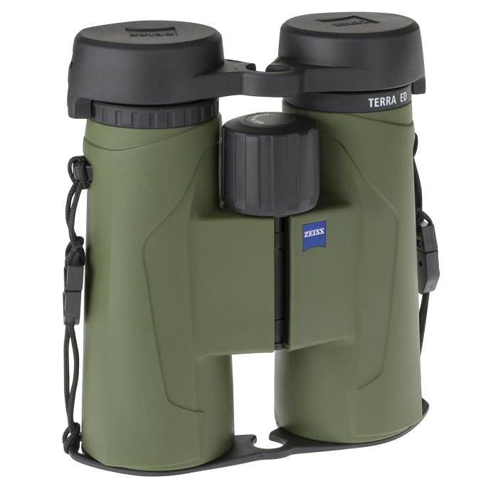 Zeiss Terra ED 8x42 Binoculars: Special Edition Green The ...