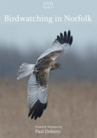 DVD Guide to Birdwatching in Norfolk