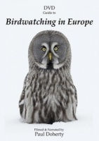 DVD Guide to Birdwatching in Europe