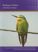 Birding in Turkey DVD