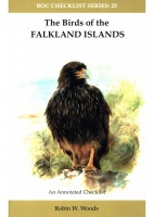 The Birds of the Falkland Islands: An Annotated Checklist