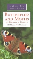 Collins Nature Guide - Butterflies and Moths of Britain & Europe
