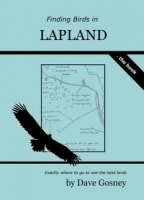 Finding Birds in Lapland Book